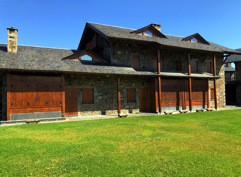 Casa adosada -                                       Bolvir -                                       3 dormitorios -                                       6 ocupantes