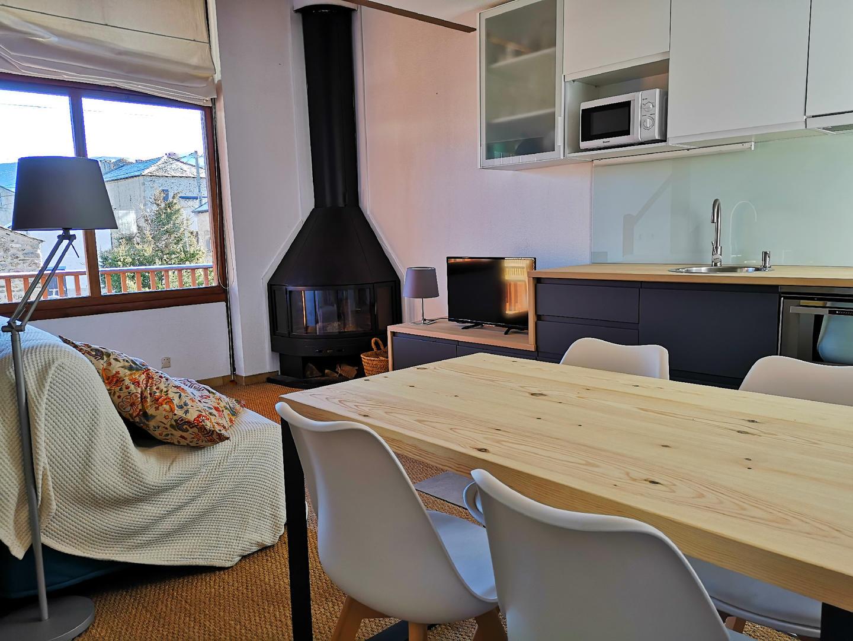 Apartamento -                                       Bourg-madame -                                       2 dormitorios -                                       6 ocupantes