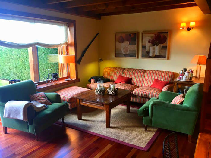 Casa adosada -                                       Angoustrine-villeneuve-des-escaldes -                                       3 dormitorios -                                       7 ocupantes
